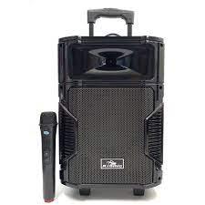 Loa Karaoke Mini Kiomic K108 - Loa Kéo Di Động - Loa Bluetooth - Loa Kẹo Kéo  [ Có Video Xem Trước ]