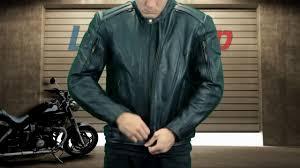 xelement executioner mens black racer leather jacket at leatherup