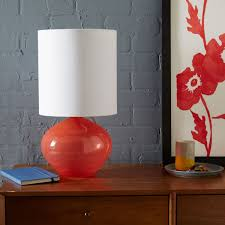 nook lighting. Nook Glass Vessel Table Lamp - Bergamot Lighting