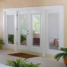 odl doorglass blinds