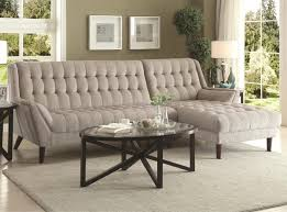 small sectional with chaise. Small Sectional Sofa With Chaise Classic Reclining Couch Sofas S