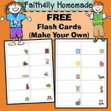 Free Editable Flash Cards I Made This To Make Spelling Word Flash