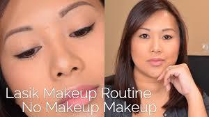 lasik full face makeup 1 week post op tips