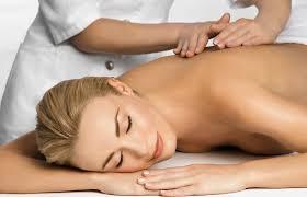 Do you get a massage naked