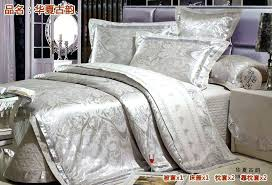 beautiful bedding sets thin layer quilted luxury silk bedding set satin silk tribute silk bed linens