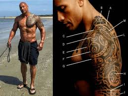 The Rock The Meaning Behind His Tattoos Tattoo Ideas Artists