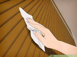 image titled clean faux wood blinds step 9