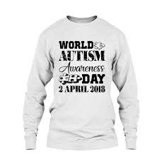 Autism Shirt Designs Amazon Com Five Lemon World Autism Awareness Day Tee Shirt