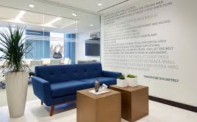 Image Startup New York Reception Area Décor Aid Interior Design Guide Office Decor Tips Décor Aid