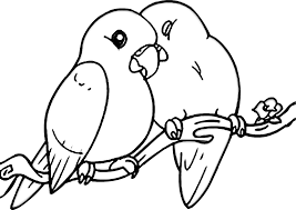 Select from 35450 printable crafts of cartoons, nature, animals, bible and many more. Cute Birds Coloring Pages Coloring Home