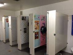 high school bathroom. An Idea From A Mid-Michigan High School. Each Teacher Adopts Bathroom Stall. He/she Decorates With Holiday Motifs, Inspiring Quotes, Study Material, School 7