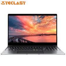 Máy Tính Bảng Teclast F15 Máy Tính Xách Tay 15.6 ''Windows 10 Intel N4100  Quad Core 1.1GHz 8GB RAM 256GB SSD 1.0MP camera Trước HDMI 5500 MAh  Laptop|Laptops