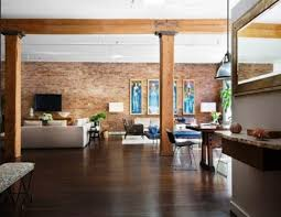 New York City Lofts Photos Love The Exposed Brick And Beams