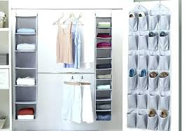 decoration small closet storage ideas with over the door organization shoe racks for bed bath
