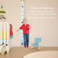 Growth Chart Baby Height Large Handing Ruler Wall Decor