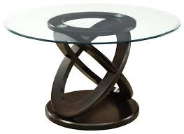 48 round table top tempered glass top dining table s on round 48 inch wooden