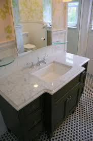 Bathroom Flooring : New Black White Tile Bathroom Floor Home ...
