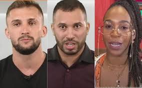 Enquete BBB21: Arthur, Gilberto e Karol estão no paredão; votação e quem  sai · Notícias da TV