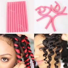Hair Curling Flexi Rods Magic Air Hair Roller Flexi1