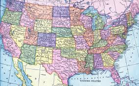 the national atlas of united states america perry usa map in road