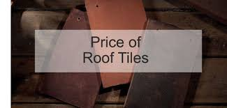 the cost of a roof depends heavily on the cost of roof tiles that are chosen the of concrete roof tiles and the of clay roof tiles all varies