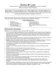 strategic marketing executive resume chief operations director coo sample trade marketing manager resume sample trade marketing manager resume