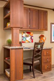 office desk ideas nifty. 9 Nifty Office Nooks In Manufactured Homes! Desk Ideas