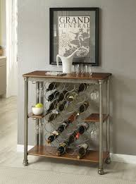 orleans 28 bottle wine rack