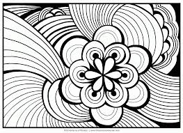 Small Picture Abstract Animal Coloring Pages Kids Coloring