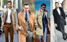 office trench coats