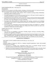 Real Estate Resume Sample Resume Templates