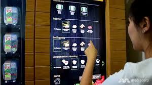 Shake Vending Machine Awesome Trends Salad Vending Machines Are Trending In Singapore WikiTrends