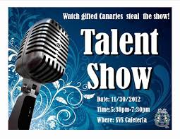 talent show flyer template free photography flyer template free elegant talent show poster