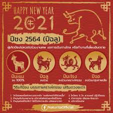 ปีชง 2564 (ปีฉลู) วิธีแก้ปีชง สถานที่แก้ปีชง 2564