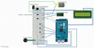 my arduino air compressor controller project assembly of control compressor controller breadboard sketch