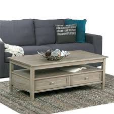 home warm shaker coffee table in distressed gray gr regarding shaker coffee table design shaker style square coffee table