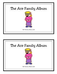 Album Word Ace Family