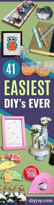 easy diy ideas easy diy crafts and projects quick craft ideas for beginners