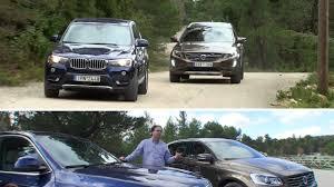 BMW 3 Series xc60 vs bmw x3 : BMW X3 xDRIVE 20d vs. VOLVO XC60 D4 - ΕΝ ΚΙΝΗΣΕΙ - YouTube