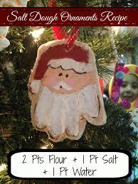 Salt Dough Christmas Gifts