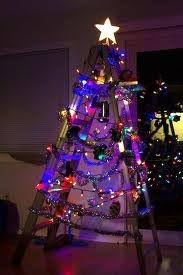 6 Crazy Christmas Tree Themes -- Could definitely see this