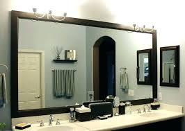 wooden framed bathroom mirrors dining room wooden framed bathroom mirrors wood framed bathroom mirrors custom wood
