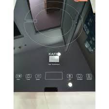Bếp từ hồng ngoại đơn âm cảm ứng KAFF KF-330C - Bếp điện kết hợp