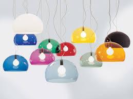 buy the kartell fly suspension light at nestcouk
