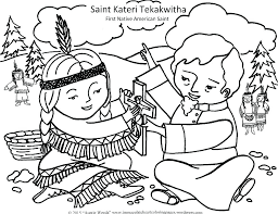 St Francis Coloring Page Also Saint Of Coloring Page St 2 National
