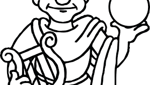 Roman Soldier Coloring Page At Getdrawingscom Free For Personal