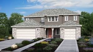 CalAtlantic Homes Residence Four - French Country of the Braeburn at  Harvest community in Folsom,