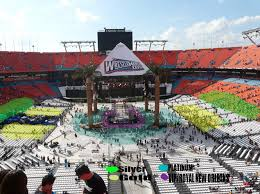 Wrestlemania Superdome Seating Chart Wrestlemania 30 The Ultimate Travel Guide Wrestling Forum