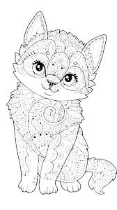 Printable Baby Animal Coloring Pages Baby Animals Coloring Page Free