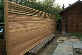 horizontal wood fence panels. Horizontal Wood Fence Panels Panel The Home Depot .